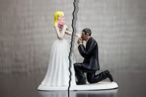 Major Reasons Marriages Fail