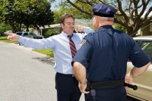 Nonstandard Field Sobriety Tests