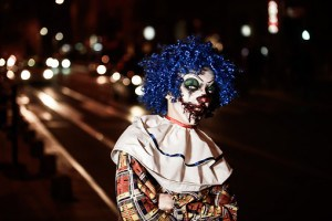 Creepy Clowns Causing Fear and Paranoia as Halloween Approaches